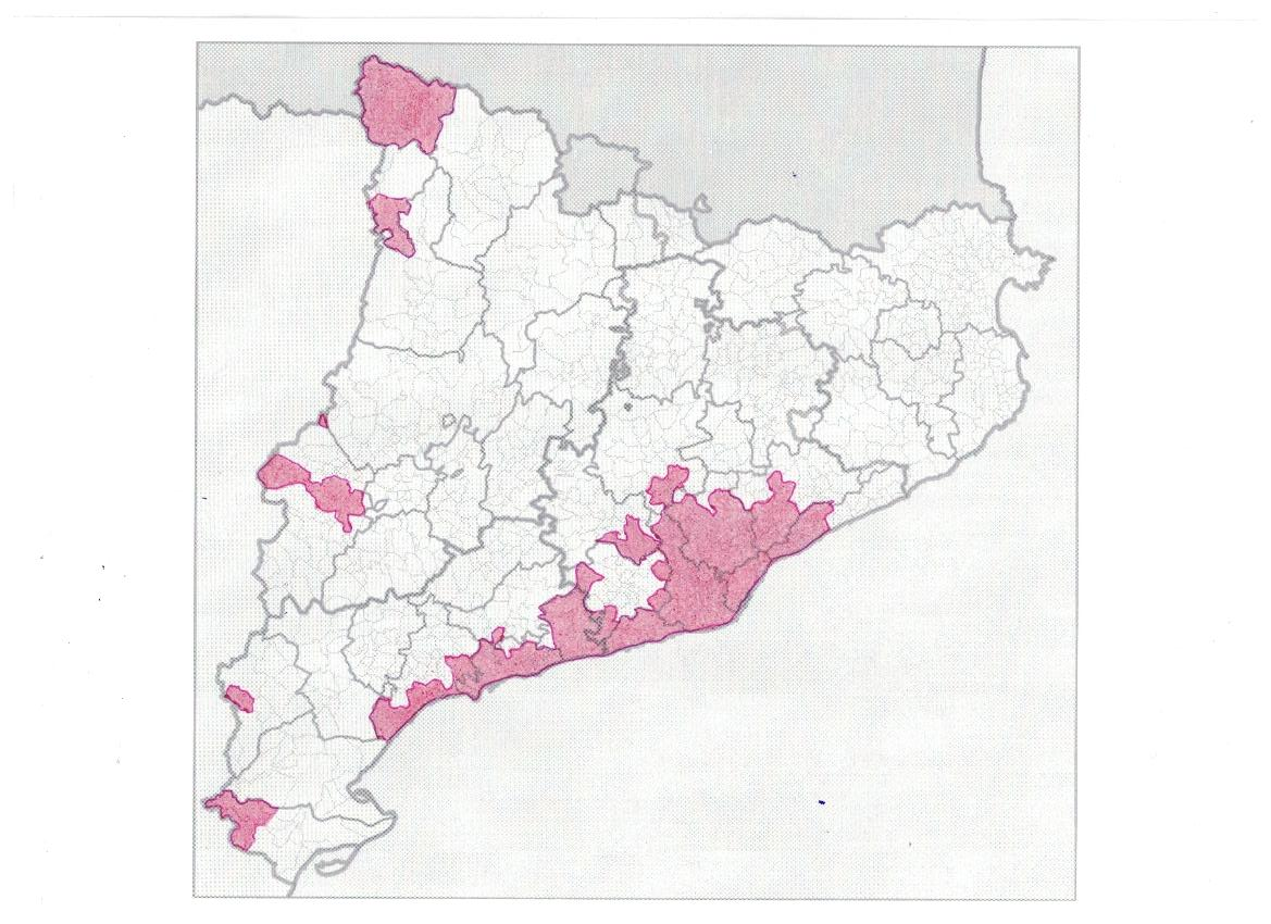 municipios integrados